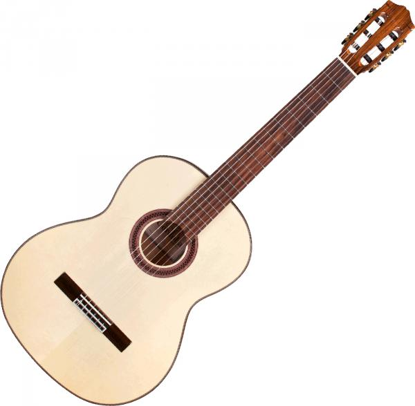 Classical guitar 4/4 size Cordoba F7 Flamenco - Natural
