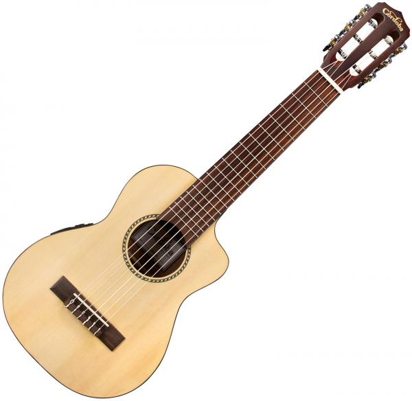 Guitalele Cordoba Guilele CE +Bag - Natural