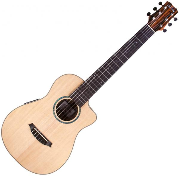 Classical guitar 1/2 size Cordoba Mini II EB-CE - Natural