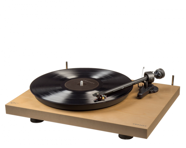 Turntables hifi Crosley C10 Natural