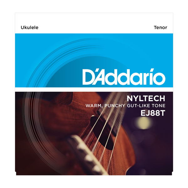 Ukulele strings D'addario Nyltech Ukulele Tenor 26-28 EJ88T - Set of strings