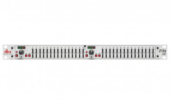 Equalizer / channel strip Dbx 215s