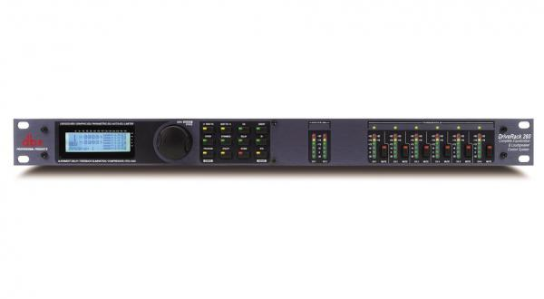 Effects processor  Dbx DRIVERACK 260