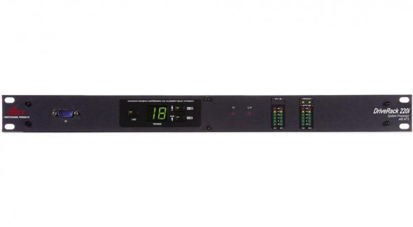 Effects processor  Dbx DRIVERACK 220I