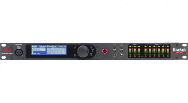 Effects processor  Dbx DriveRack VENU360
