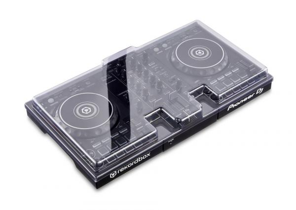 Turntable cover Decksaver LE Pioneer DDJ-400 cover