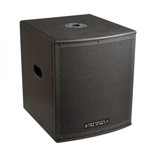 Active subwoofer Definitive audio Koala 18Aw Sub