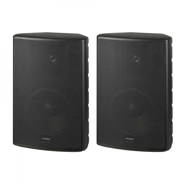 Passive fullrangespeaker Definitive audio NEF 8 BL (paire)