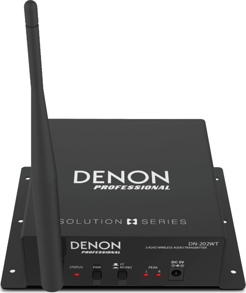 Wireless system for loudspeakers Denon pro DN202WT