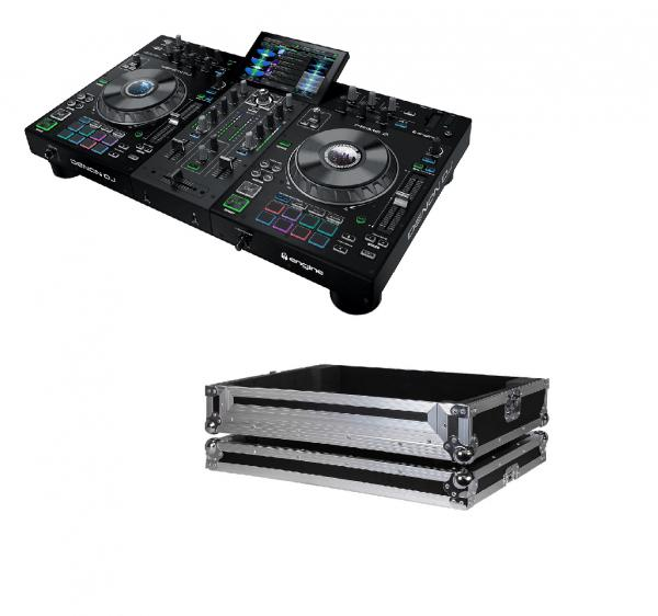 Deejay sets Denon dj Prime 2 + Fc Prime 2 POwer acoustics