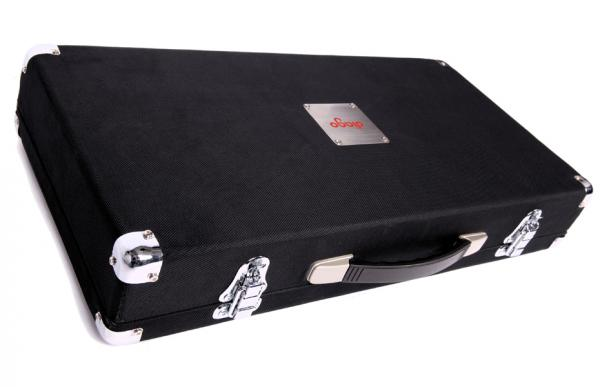 Gigbag for effect pedal Diago Tourman Hardcase PB04
