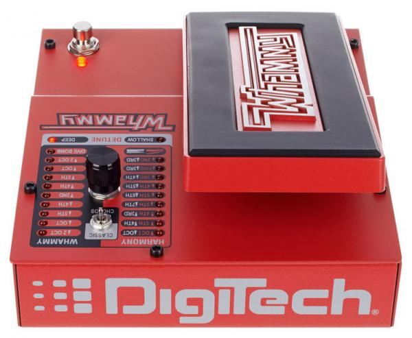 Harmonizer effect pedal Digitech Whammy (5th Gen)