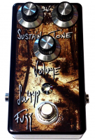 Overdrive, distortion & fuzz effect pedal Dizzy effects Swamp Fuzz