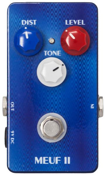 Overdrive, distortion & fuzz effect pedal Doc Meuf 2 Fuzz