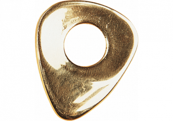 Guitar pick Dugain Metaldug Gold