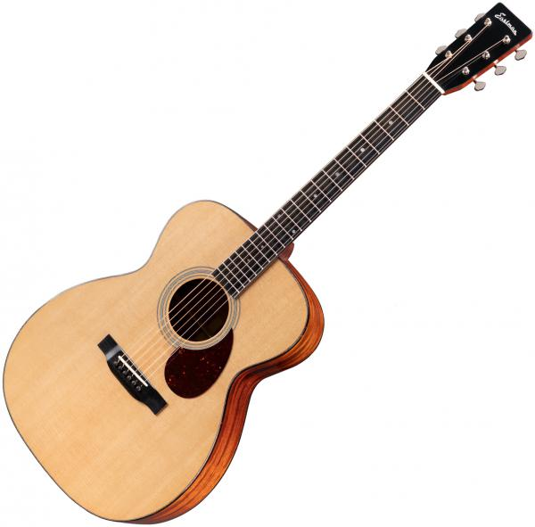 Acoustic guitar & electro Eastman E6OM Traditional - Natural