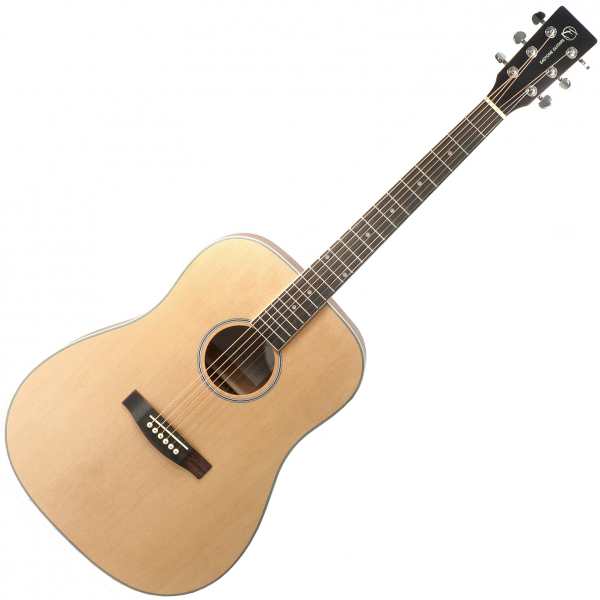 Acoustic guitar & electro Eastone DR100-NAT - Natural