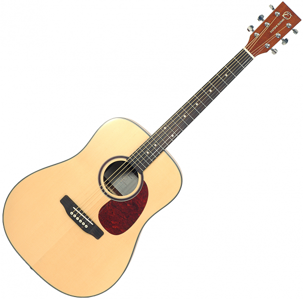 Acoustic guitar & electro Eastone DR200-NAT - Natural