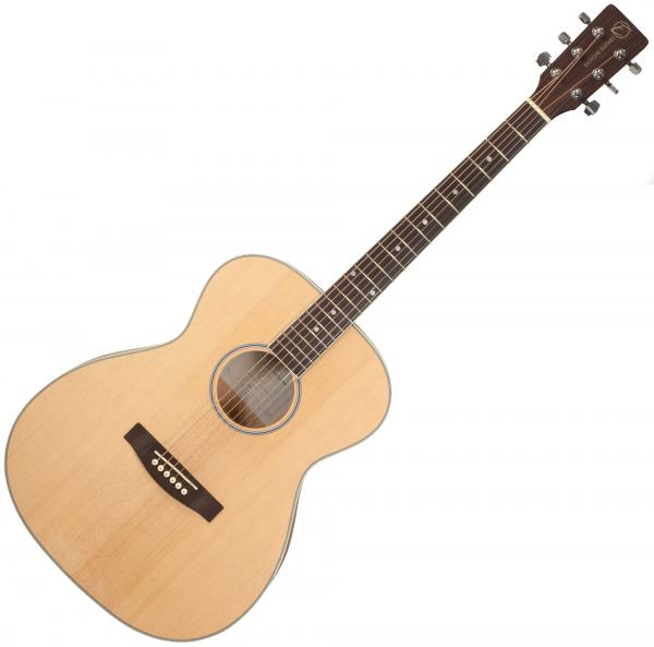 Acoustic guitar & electro Eastone OM100-NAT - Natural
