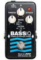 Wah & filter effect pedal for bass Ebs                            BassIQ Blue Label