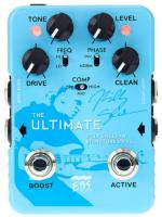 Overdrive, distortion, fuzz effect pedal for bass Ebs                            Billy Sheehan Ultimate Signature Drive