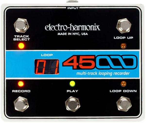 Switch pedal Electro harmonix 45000 Foot Controller