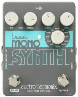Simulator & modulation effect pedal for bass Electro harmonix Bass Mono Synth Bass Synthesizer