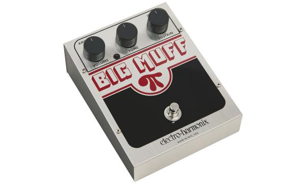 Overdrive, distortion & fuzz effect pedal Electro harmonix Big Muff Pi Classic USA