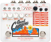 Looper effect pedal Electro harmonix Grand Canyon Delay & Looper