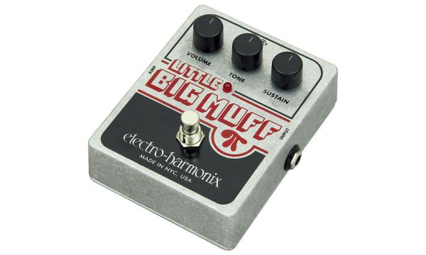 Overdrive, distortion & fuzz effect pedal Electro harmonix Little Big Muff Pi