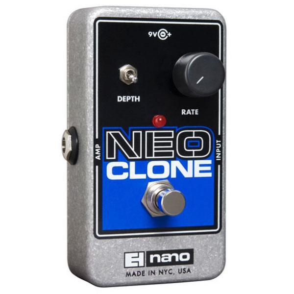 Modulation, chorus, flanger, phaser & tremolo effect pedal Electro harmonix Neo Clone