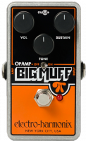 Overdrive, distortion & fuzz effect pedal Electro harmonix Op-Amp Big Muff Pi