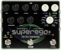 Multieffect for electric guitar Electro harmonix Superego Plus
