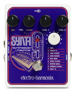 Guitar synthesizer Electro harmonix SYNTH9