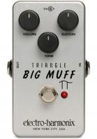 Overdrive, distortion & fuzz effect pedal Electro harmonix Triangle Big Muff Pi