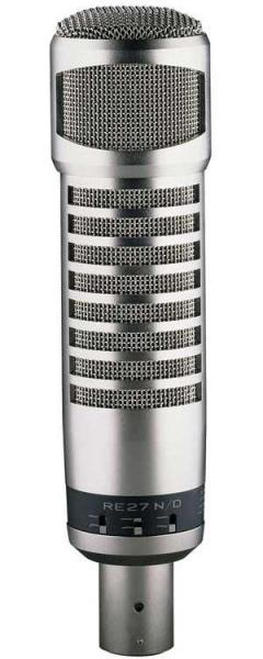 Broadcast & interview microphone Electro-voice RE27
