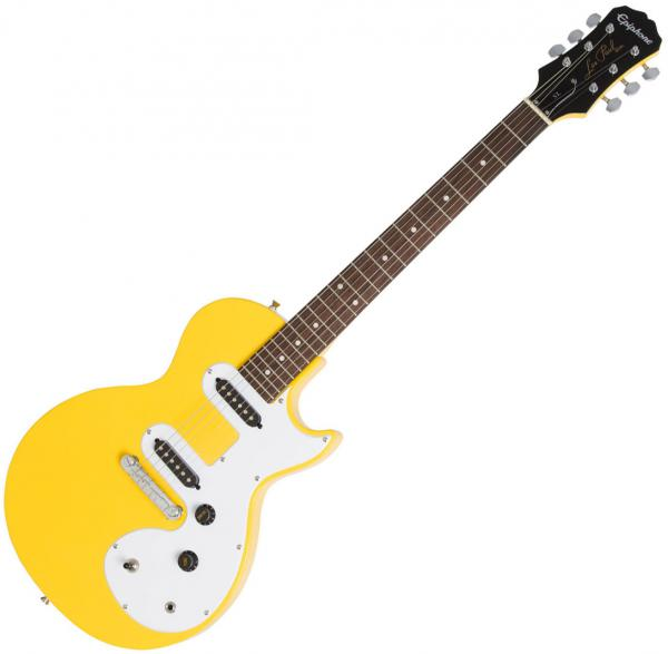 Solid body electric guitar Epiphone Les Paul SL - Sunset yellow
