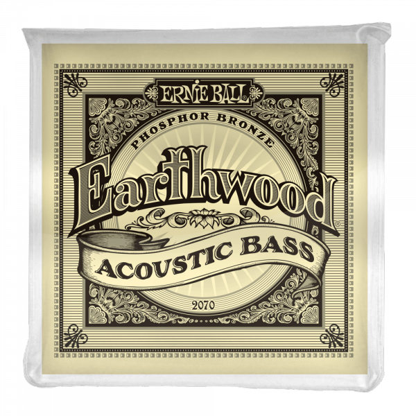Acoustic bass strings Ernie ball Bass Acoustic (4) 2070 Earthwood 45-95