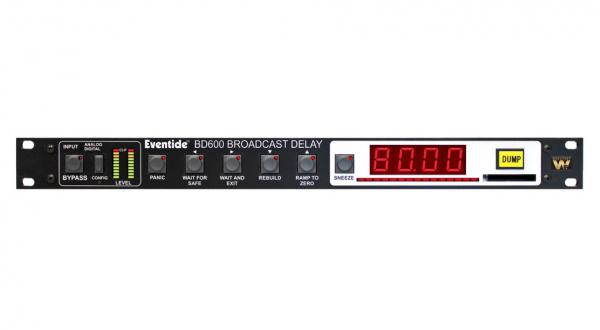 Effects processor  Eventide BD600W