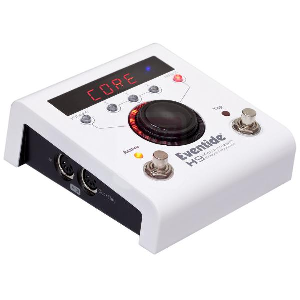 Multieffect for electric guitar Eventide H9 Core