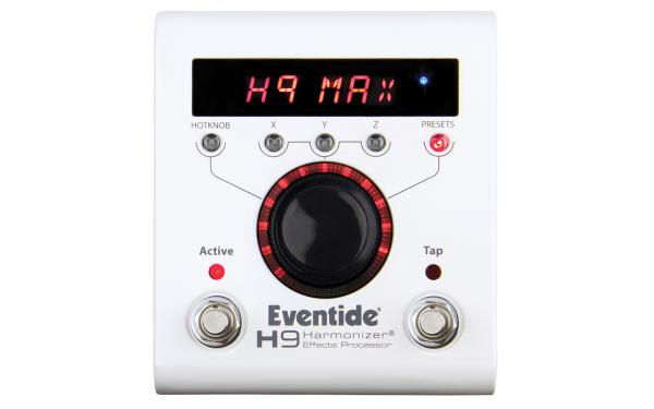 Multieffect for electric guitar Eventide H9 Harmonizer