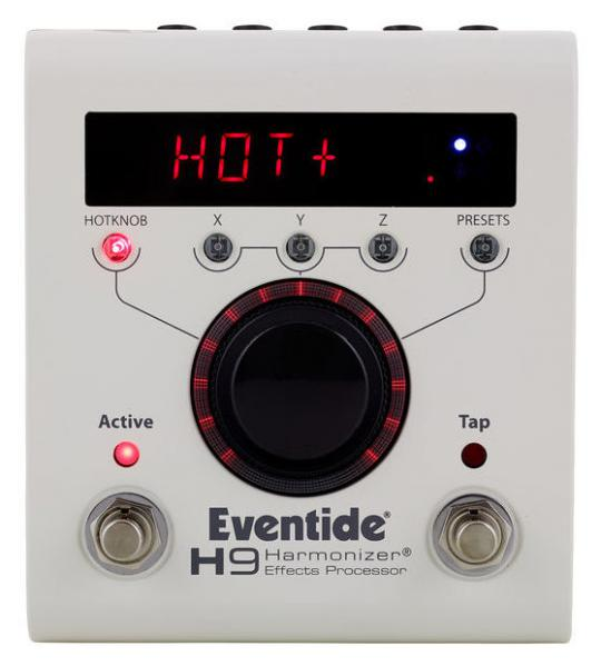 Modulation, chorus, flanger, phaser & tremolo effect pedal Eventide H9 Max