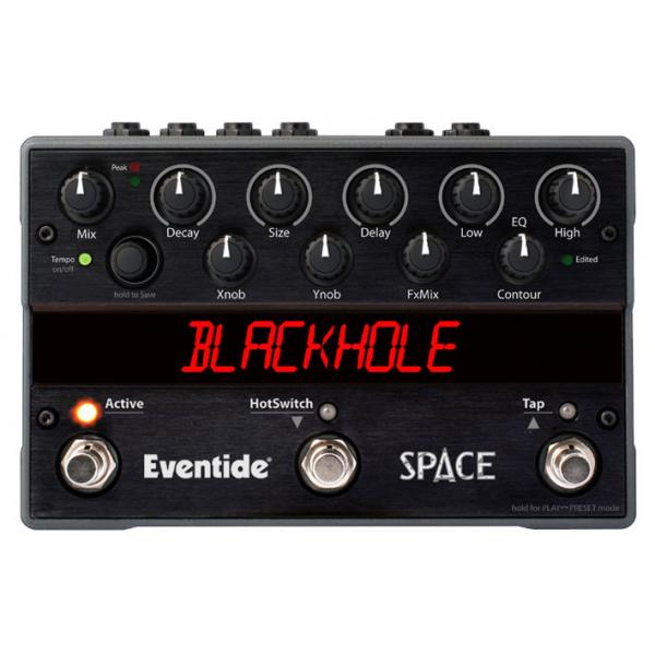 Reverb, delay & echo effect pedal Eventide Space