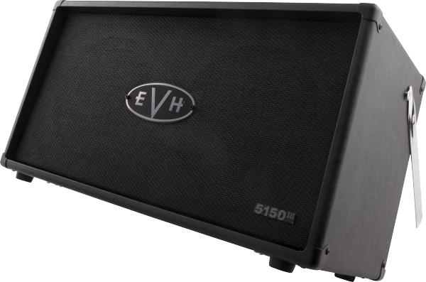 Electric guitar amp cabinet Evh                            5150III 50S 2x12 Cabinet - Stealth