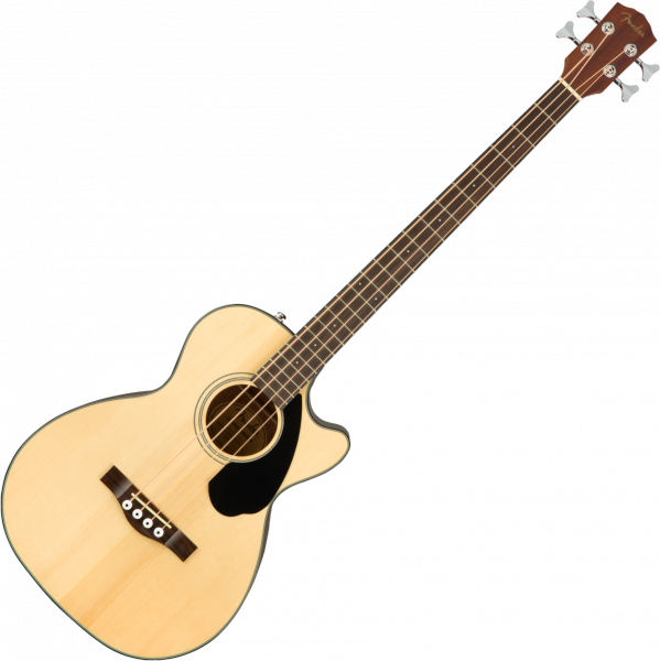 Acoustic bass Fender CB-60SCE (LAU) - Natural