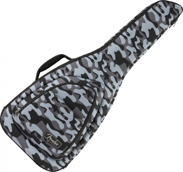 Electric guitar gig bag Fender FE920 Electric Guitar Gig Bag - Winter Camo