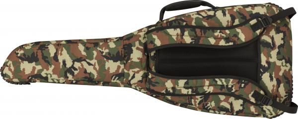 Electric guitar gig bag Fender FE920 Electric Guitar Gig Bag - Woodland Camo