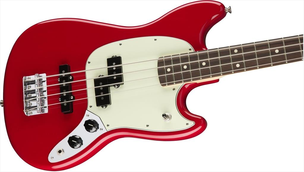 fender mustang bass pj mex pf torino red electric bass for kids red star 39 s music. Black Bedroom Furniture Sets. Home Design Ideas