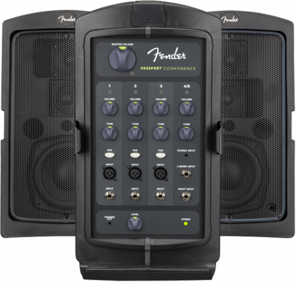 Complete pa system Fender Passport Conference