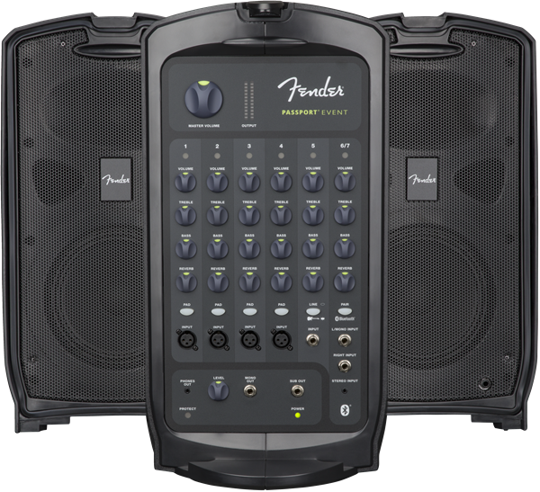 Complete pa system Fender Passport Event